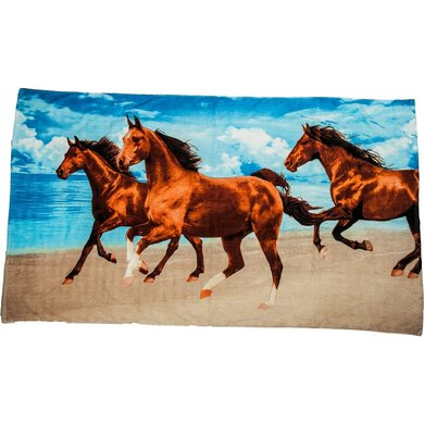 Hkm Strandlaken 3 Paarden