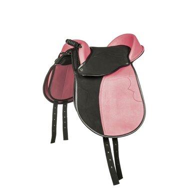 Hkm Shetty Zadel Colour Zwart/roze