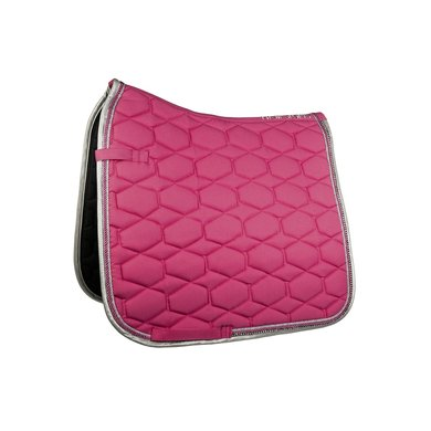 HKM Zadeldekje Crystal Fashion VZ Roze Pony