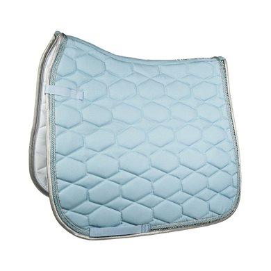 HKM Zadeldekje Crystal Fashion VZ Babyblauw Pony