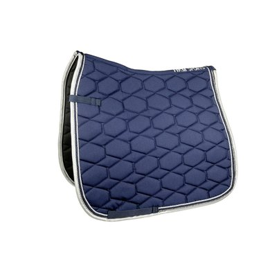 Hkm Zadeldekje Crystal Fashion Donkerblauw Pd