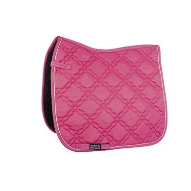 Hkm Zadeldek Bologna Roze Dressuur
