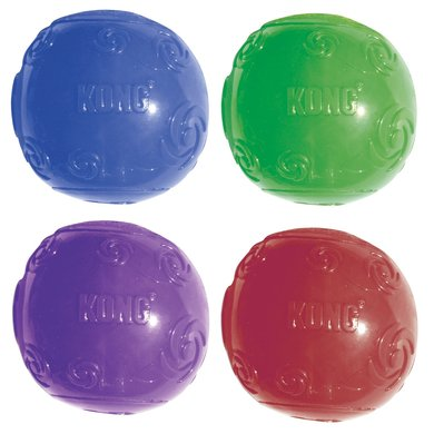 Kong Squeezz Ball Medium 6cm