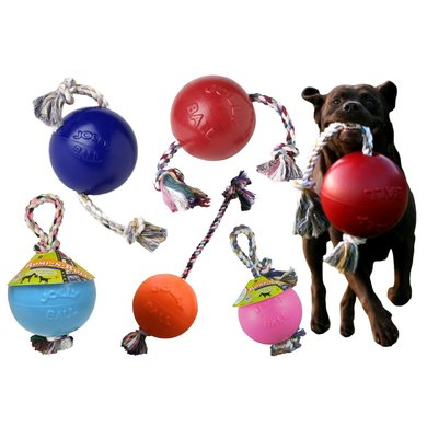 Jolly Ball Romp-n-roll Blauw