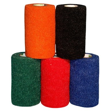 Agradi Bandage Equine Powerflex Red 10cm