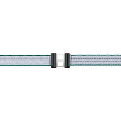 Lint Verbinding Litzclip Rvs 12,5mm