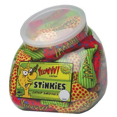 Agradi Yeowww Fishbowl Of Stinkies 51st
