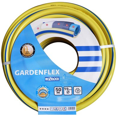 Hozelock Tuinslang Gardenflex Geel / Blauw Diameter 15mm 25m