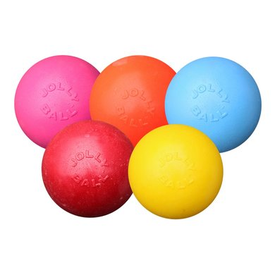 Jolly Ball Bounce-n-play Rood