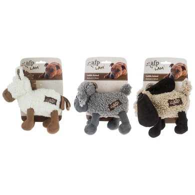 All For Paws Lambswool Country Horse/Dog/Monkey 18cm