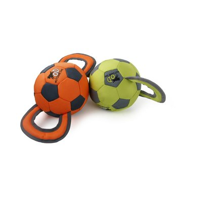 All For Paws Outdoor Handle Soccer Ball