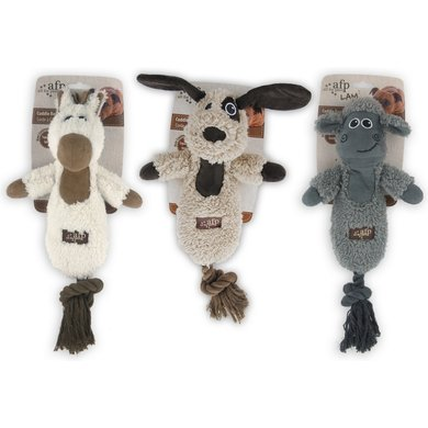 All For Paws Lambswool Rope Horse/Dog/Monkey 28cm