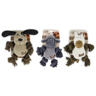 All For Paws Lambswool Rope Horse/Dog/Monkey 23cm