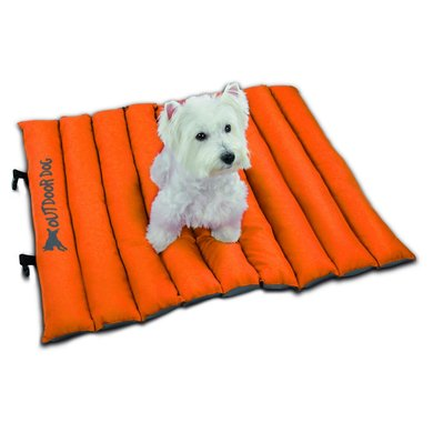 All For Paws Outdoor Camp Mat Orange 83x68cm