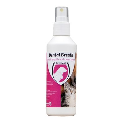 Excellent Dog & Cat Dental Breath met Tooth Spray 150ml