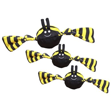 Jolly Ball Jolly Tug Insect Bumble Bee X-Large