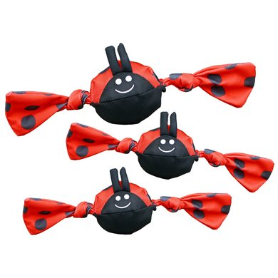 Jolly Ball Tug Insect Lady Bug X-Large
