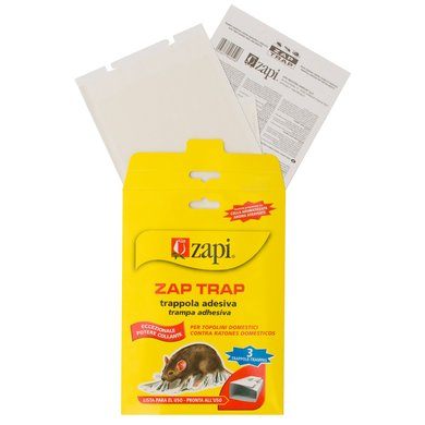 Agradi Zapi Zap Trap Glue For Mice&insects 15x21mm