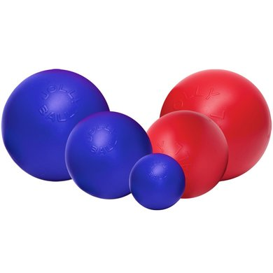 Jolly Ball Push-n-play Rood 35cm
