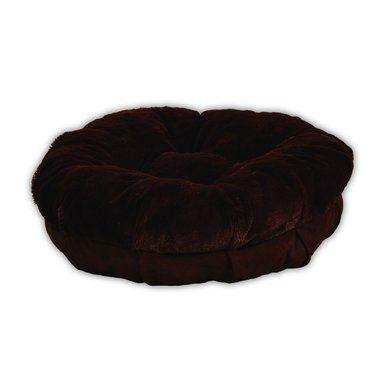 All For Paws Plush Snuggle Bed Bruin M