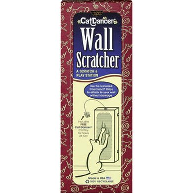 Cat Dancer Wall Scratcher