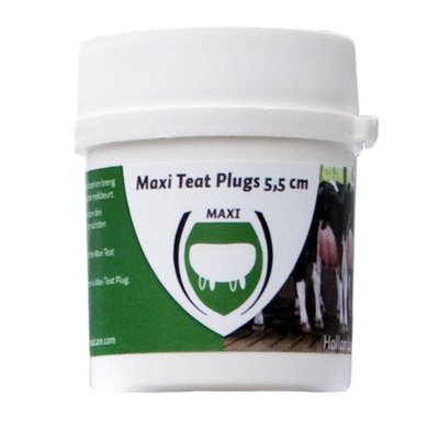 Excellent Maxi Teat Plugs 5,5cm