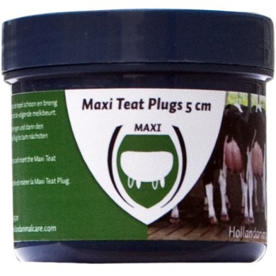 Excellent Maxi Teat Plugs 20st 5cm