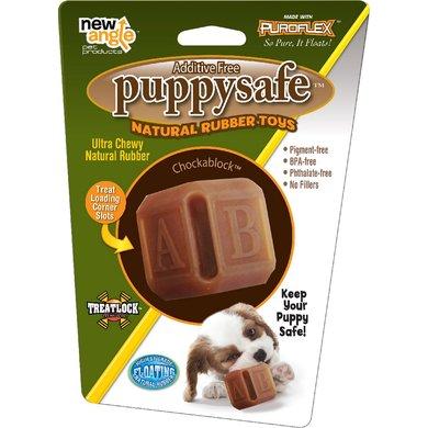 New Angle Puppysafe Chockablock