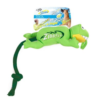 "All For Paws Chill Out ""zinngers"" Flying Frog"