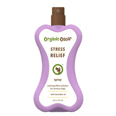 Organic Oscar Stress Relief Spray