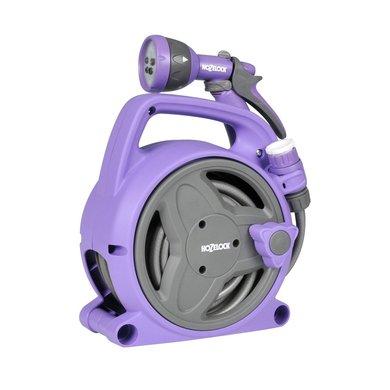 Seasons Purple Pico Reel incl 10m Slangstartset en Spraygun