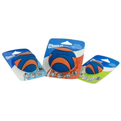 Chuckit Ultra Squeaker Ball 2-pack Medium