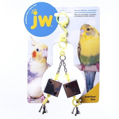 JW Activitoy Dice Toy