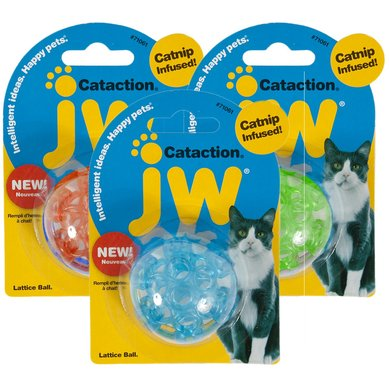 JW Cataction Lattice Ball No Tail