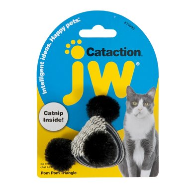 JW Cataction Pom Pom Triangle