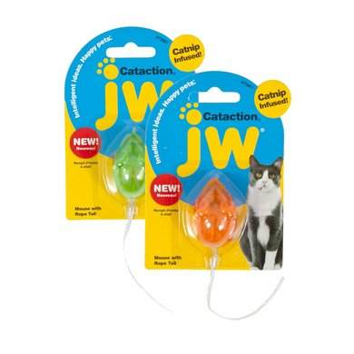 JW Mouse With Tail