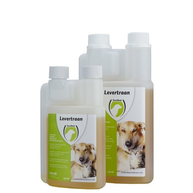 Excellent Levertraan Veterinair 1000ml