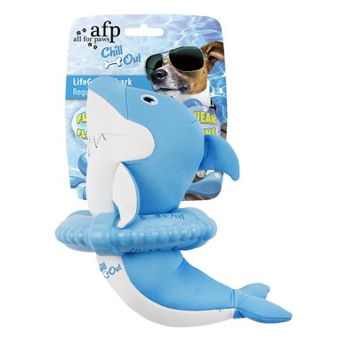 All For Paws Chill Out-lifeguard Shark