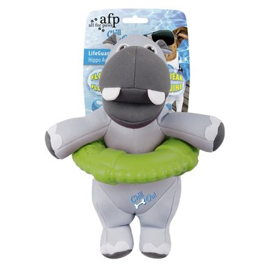 All For Paws Chill Out-lifeguard Hippo