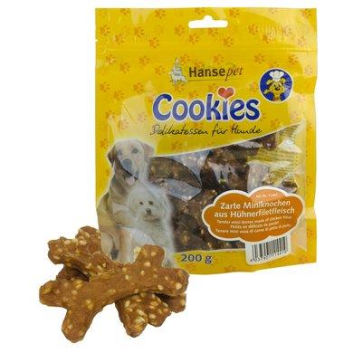 Hansepet Cookies Hähnchen-reis-knochis