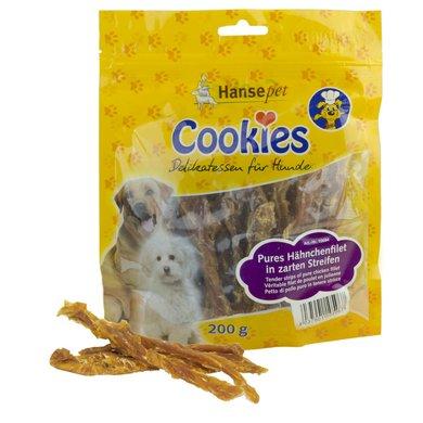 Hansepet Cookies Kipfilet Stroken