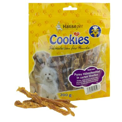 Hansepet Cookies Hähnchenfiletstreifen