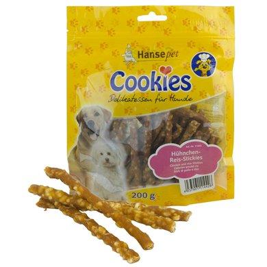 Hansepet Cookies Hänchen-reis-stickies
