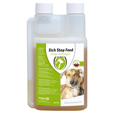 Excellent Itch Stop (jeukstop) Feed Dog  Cat 250ml