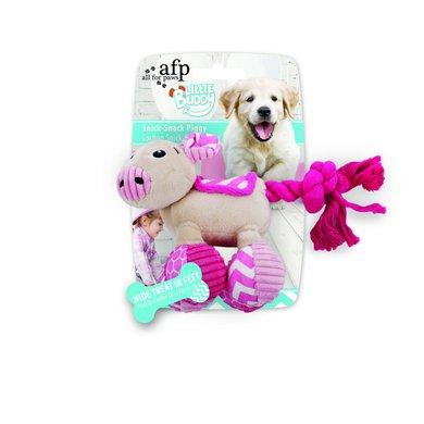 All For Paws Little Buddy Snick Snack Piggy