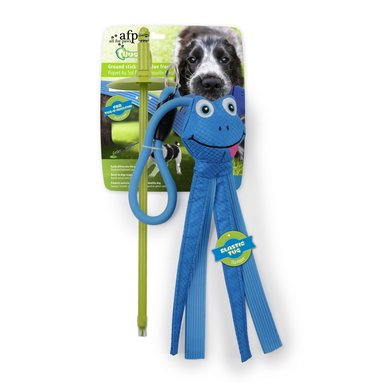 All For Paws Tugger-ground Stick With Blue Mallard
