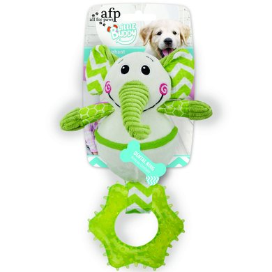 All For Paws Little Buddy Goofy Elephant