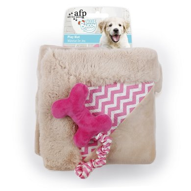 All For Paws Little Buddy Play Mat Roze 50x50x2cm