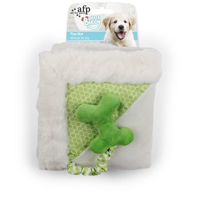 All For Paws Little Buddy Play Mat Groen 50x50x2cm