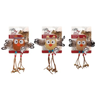 All For Paws Dream Catcher Dancing Owl Assorti